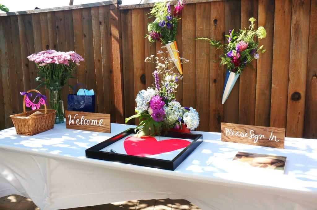 Homemade Wedding Floral Arrangements